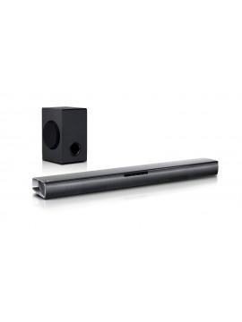 LG Soundbar SJ2 - Sistema 2.1 Subwoofer Wireless Potenza 160W Bluetooth